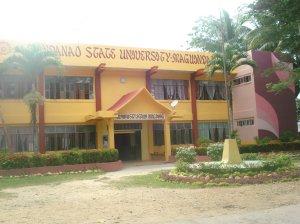 Mindanao State University in Maguindanao