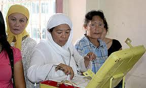 Mindanao voters