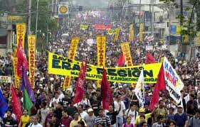 Edsa Dos against Erap