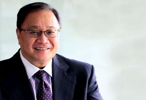 Manny Pangilinan of Metro Pacific Investment Group