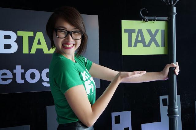 Natalia Bautista of GrabCar Philippines