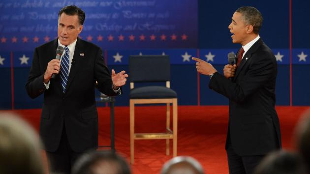 US PRESIDENTIAL DEBATES FEAT. OBAMA AND ROMNEY.