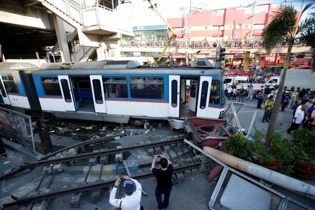 Philippines Train Accident